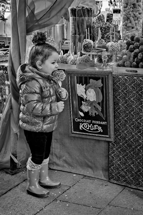 """Candy Apple Pleasure"""