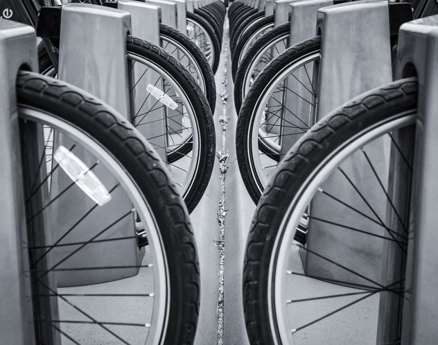 Rubber and Spokes