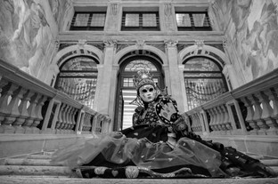 The Queen of Hearts Grand Staircase II