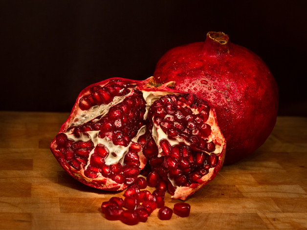 Split Pomegranate $15