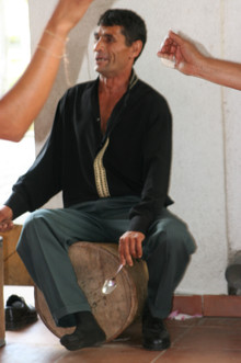 Roma musician