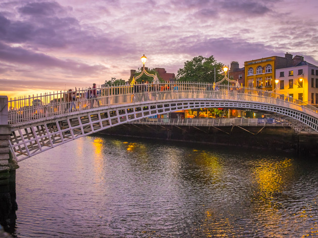 Ha'penny Bridge $15
