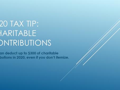 Tuesday Tax Tip