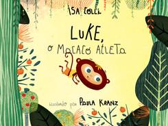 Luke, o macaco atleta