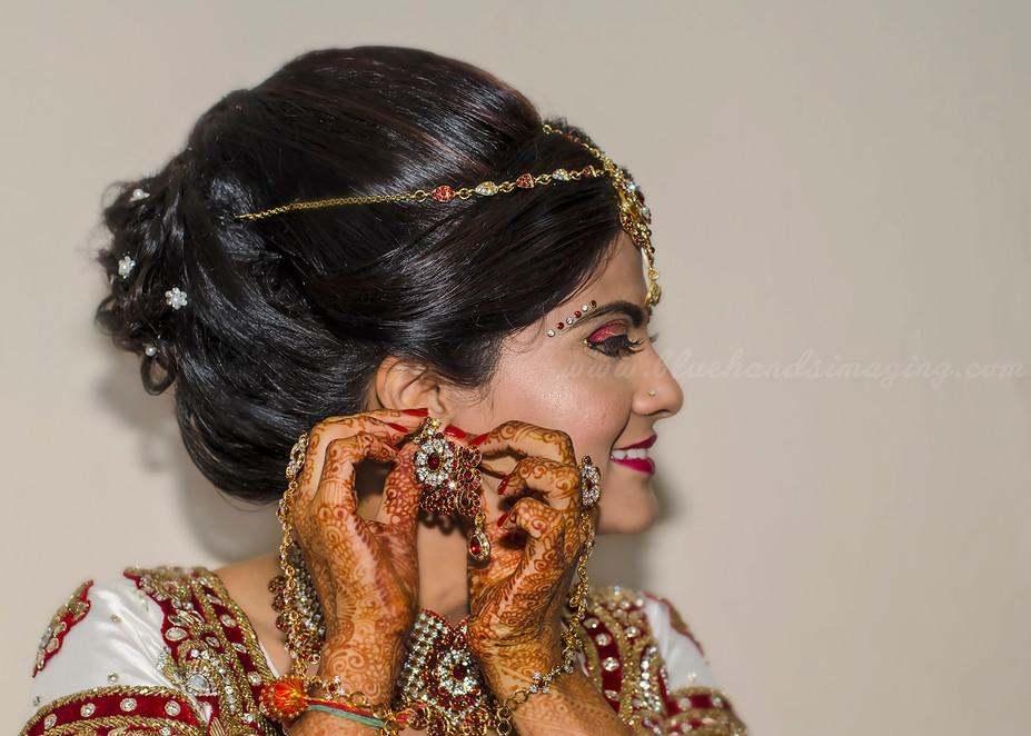 1715 portrait side hairdo jewelry gold r