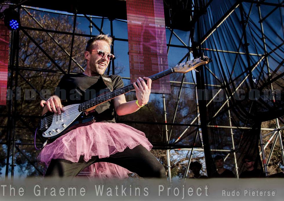 Graeme Watkins Project, Rudo Pieterse