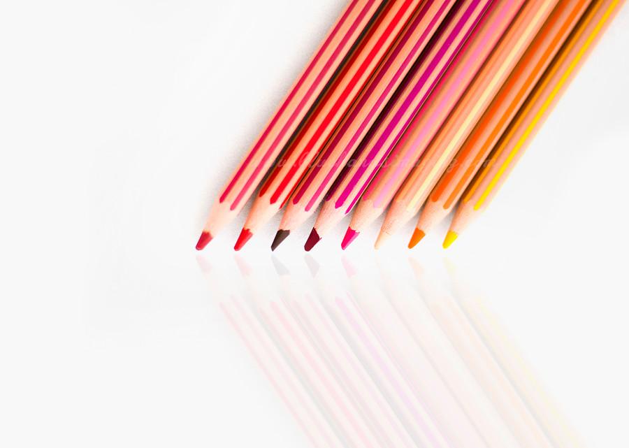 pencils concept