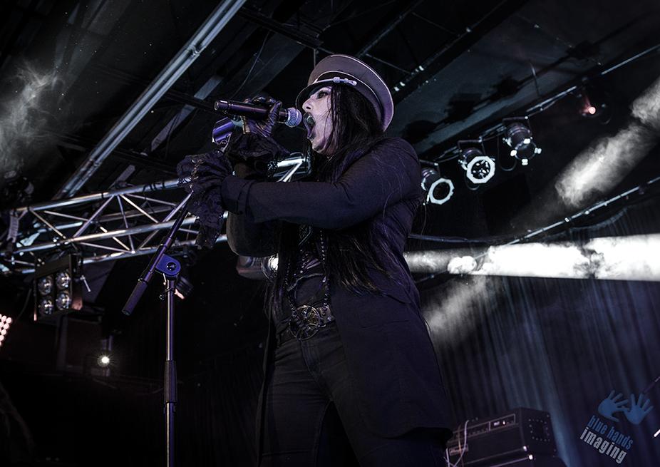 Terminatryx, Sonja Ruppersberg
