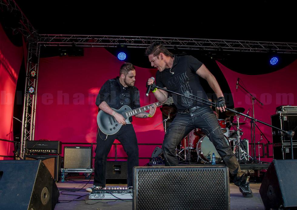 Nova Rise, Christian Heath, Damian Meyer