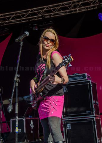 Michael Ferguson bass player