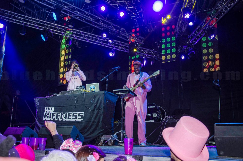 The Kiffness, David Scott, Mvelo Shandu