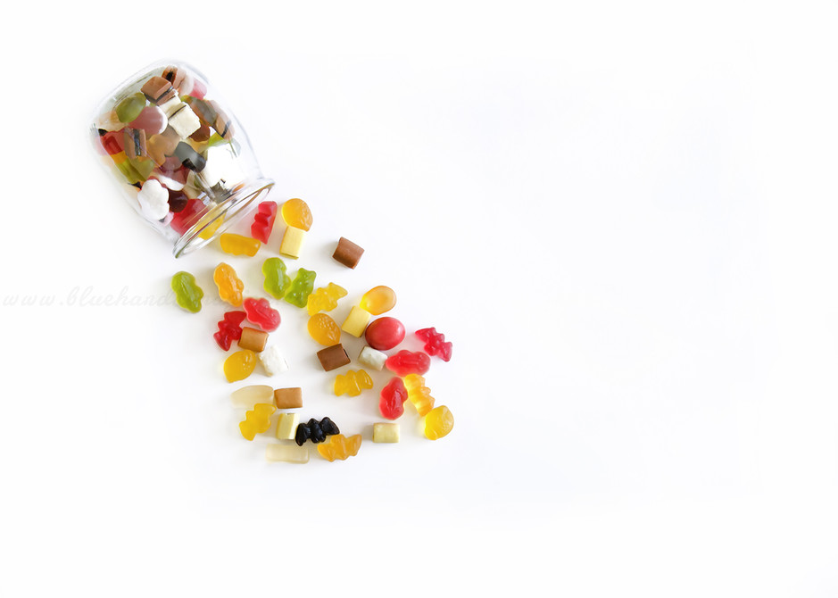 food sweets gum