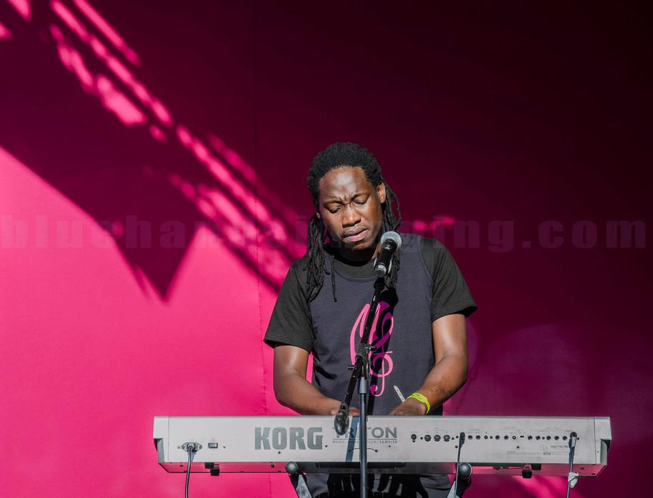 Michael Ferguson keyboard