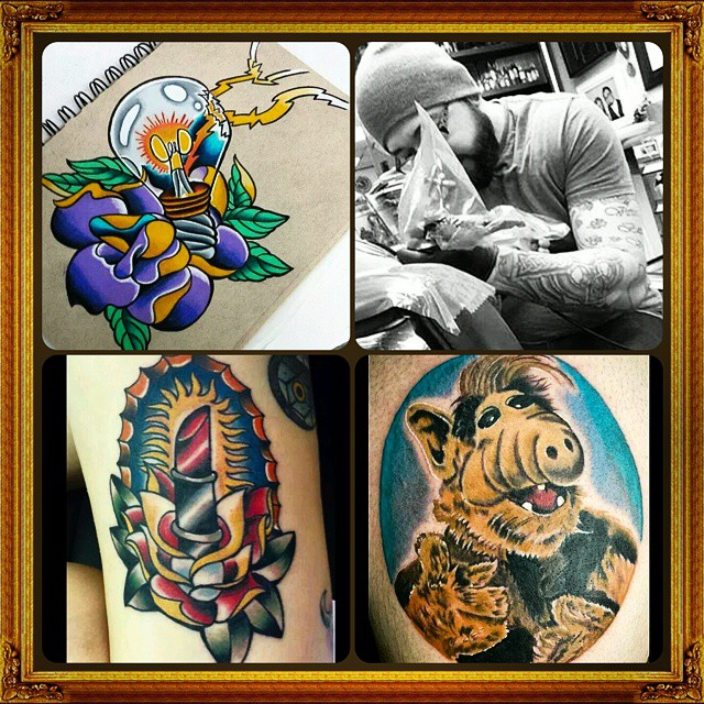 We welcome Nick Clattenburg to Ikonic Ink State College the week of the 24th of March for a guest sp