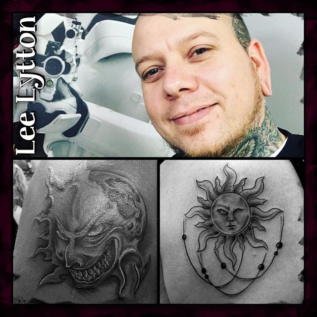Fun weekend guest spot with this amazing artist from our indiana location!! Ikonic Artist Lee Lytton