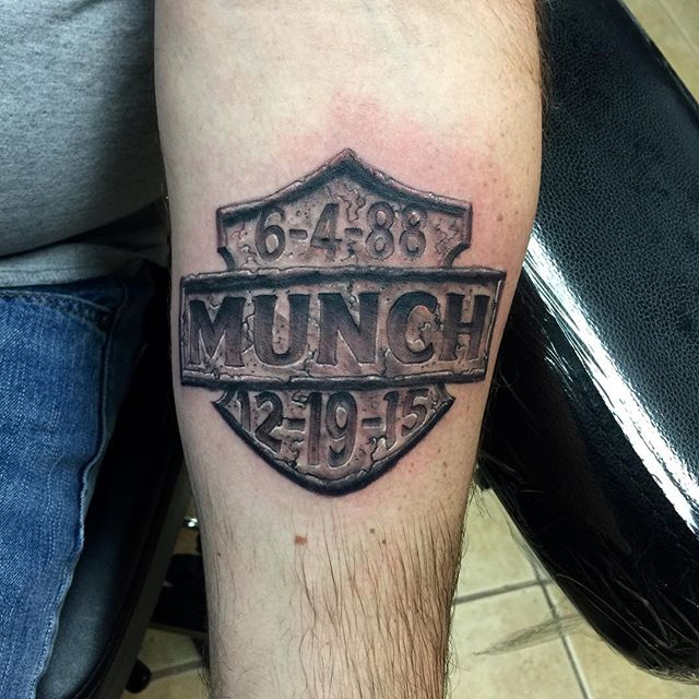 Memorial piece for our beloved friend _munch241 , you will be forever missed!! Ride in the sky broth