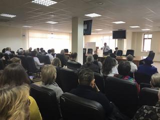 Встреча с жителями Замоскворечья