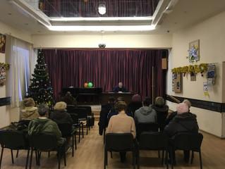 Встреча в районе Якиманка