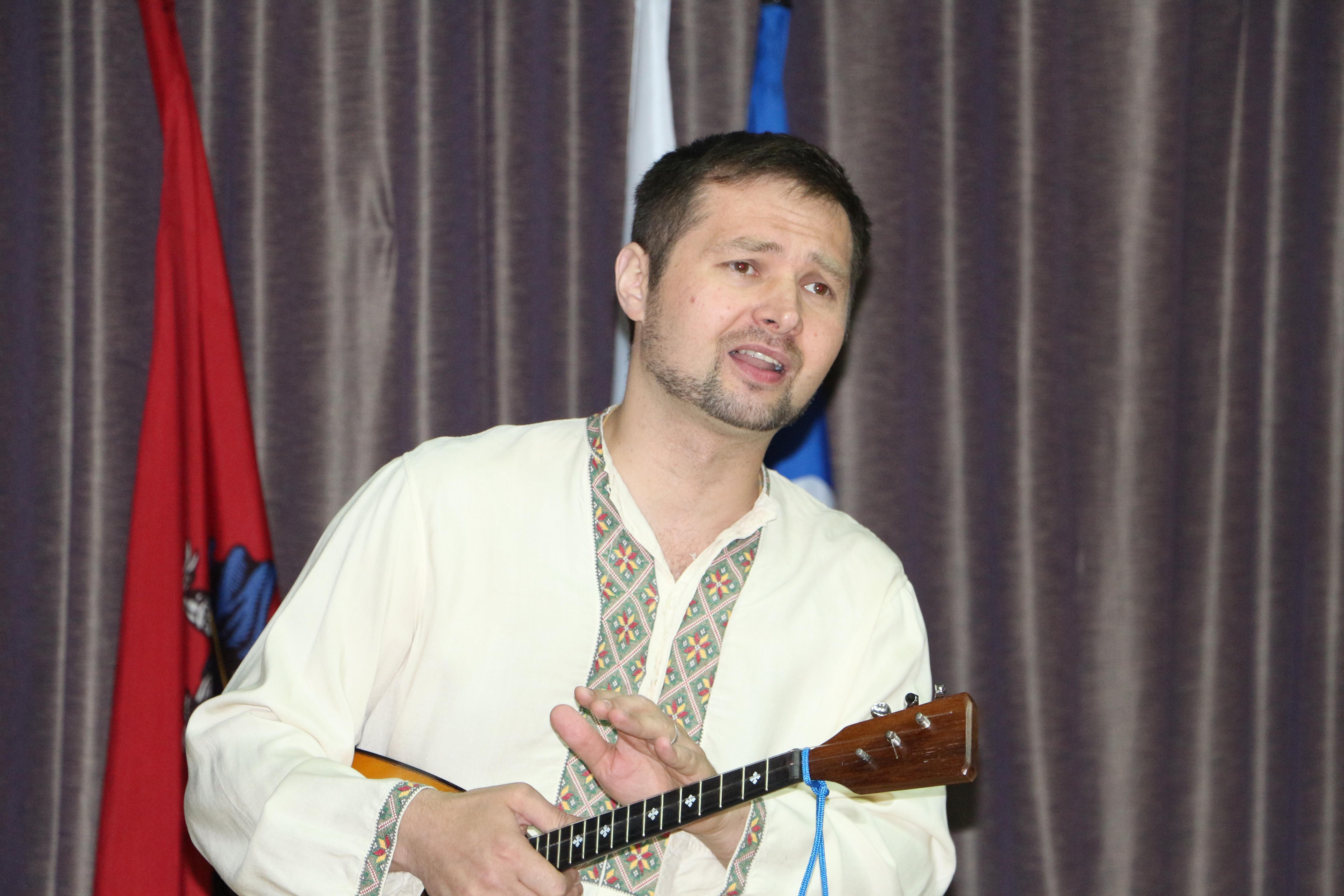 День России в Басманном районе