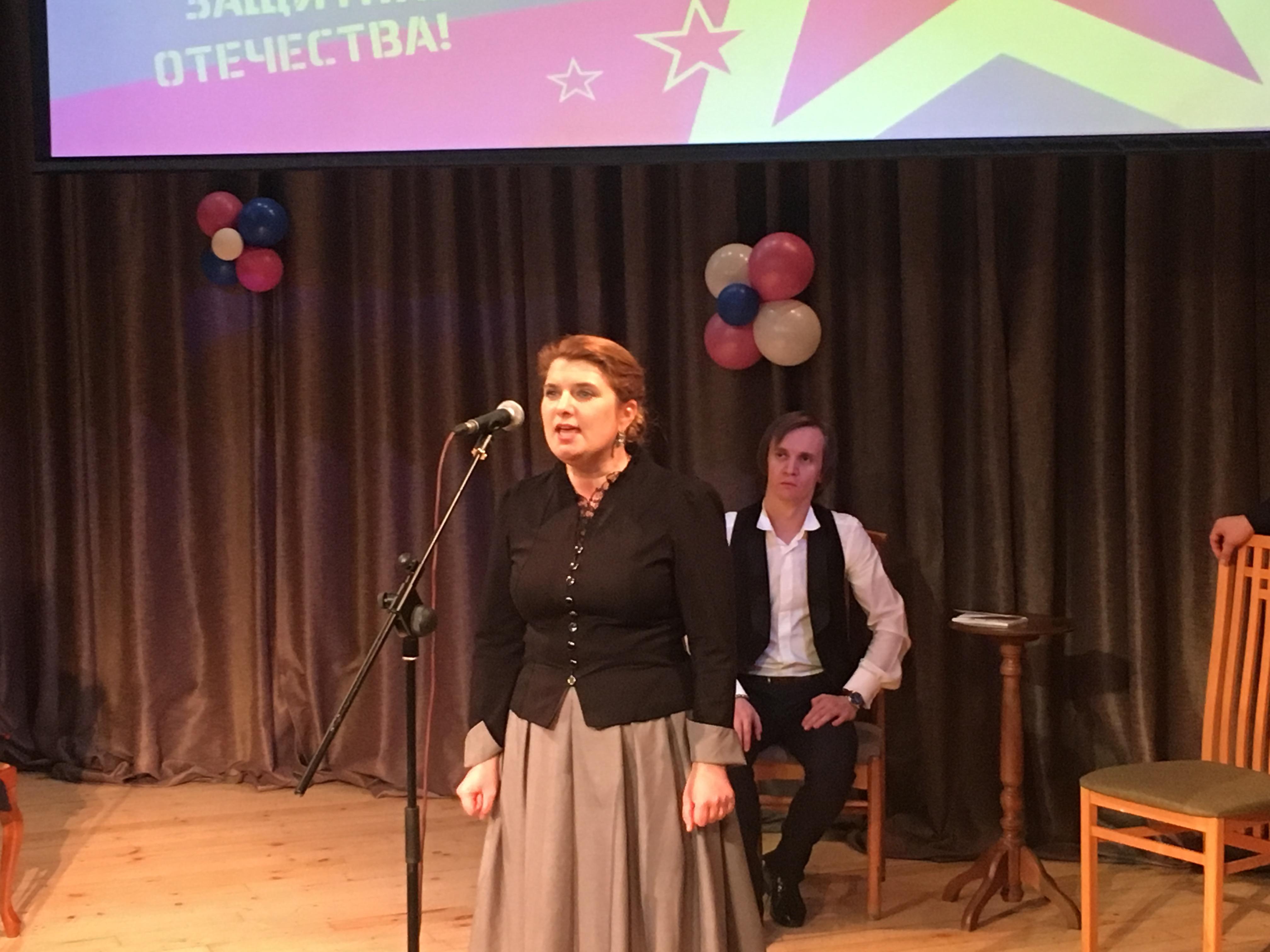 Ирина Антошина