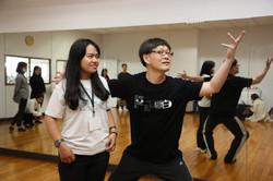 舞蹈及戲劇編排
