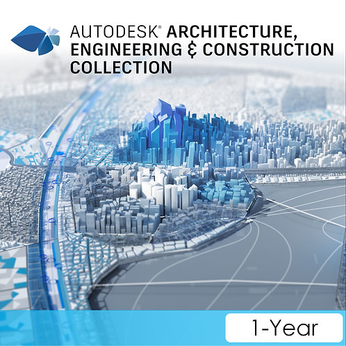 Architecture Engineering & Construction Collection New Annual Subscription