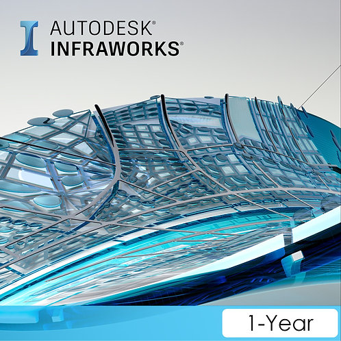 InfraWorks 2021 Commercial New Single-user ELD Annual Subscription
