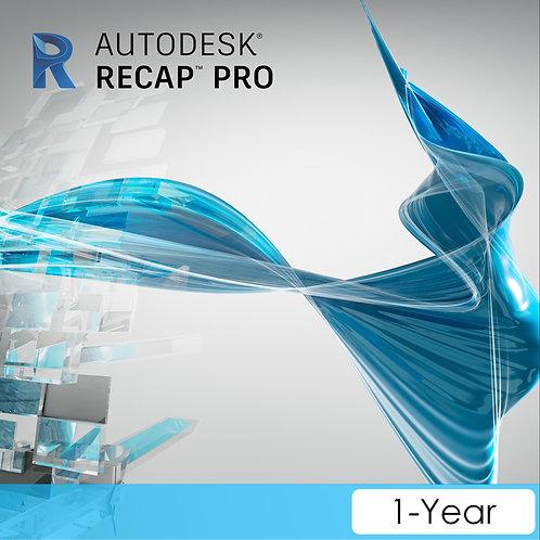 ReCap Pro 2021 Commercial New Single-user ELD Annual Subscription