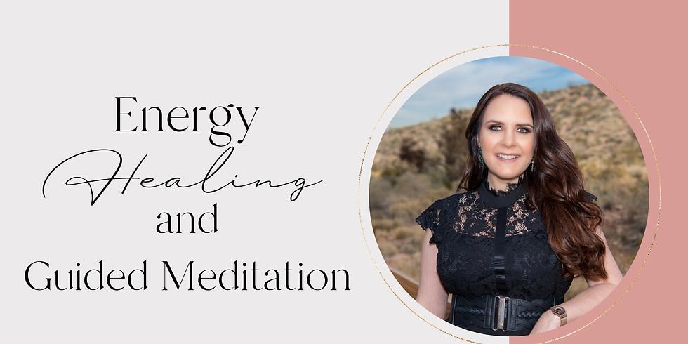 Energy Healing & Guided Meditation with Dallisa Hocking