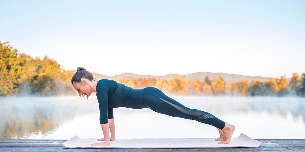 Dynamic Hour of Power, Purpose and Yoga with Betsy Poos
