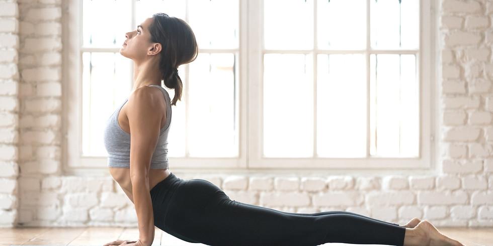 Vinyasa Yoga with Caren Plummer