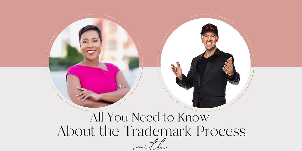 All You Need to Know About the Trademark Process with Christina Calloway and Tim Hodgkiss