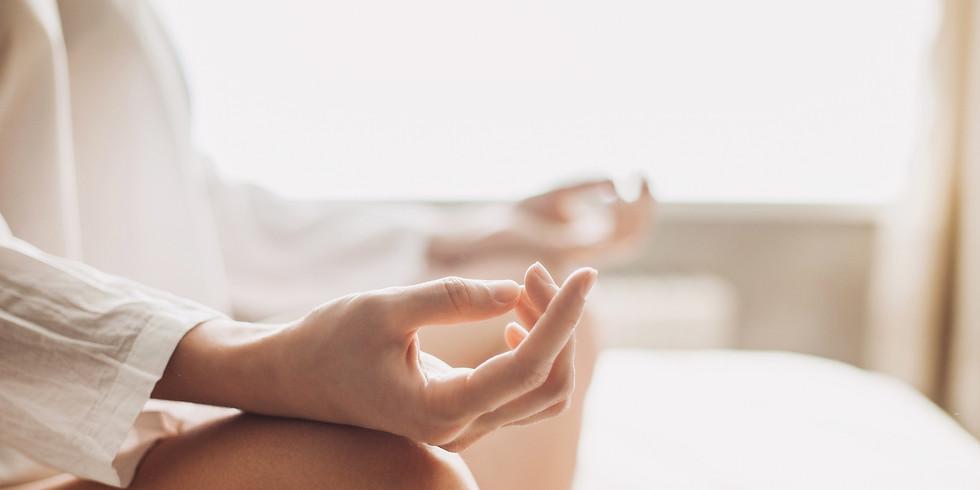 Restorative Yoga and Guided Meditation