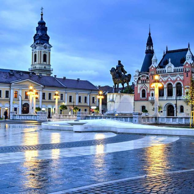Cluj-Napoca (Kolozsvár)