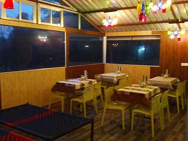 Restaurant at Hotels Pangot