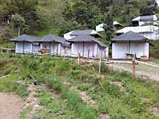 The Nainital Camps (Pangot)
