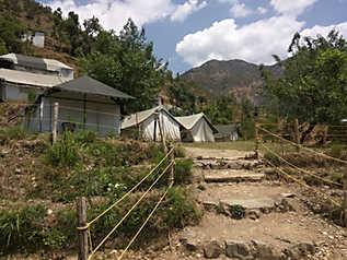 View Camp at Nainital (Pangot)