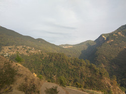 View from Camp Pangot
