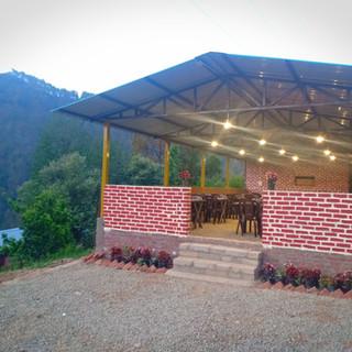 Dining open area nainital camp.jpg