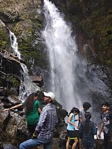 Waterfall Campsite in Nainital (Pangot)
