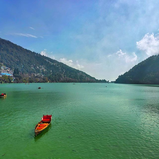 Lake Tour Nainital Camping Mukteshwar