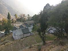 Top View Campsite Nainital (Pangot)