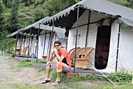 Camping in Nainital (Pangot)
