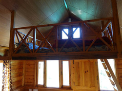 Room Attique in Pangot Lodge