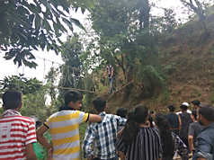 Activities camp at Nainital (Pangot)