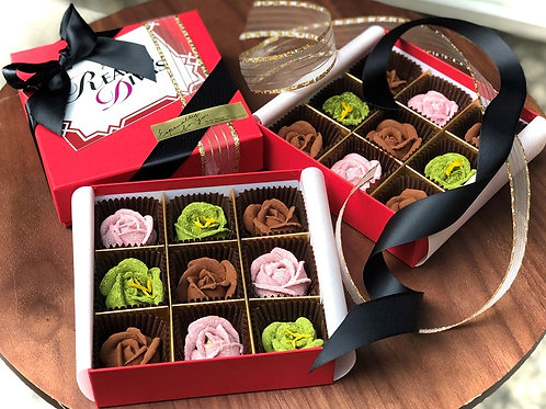 RDオリジナル生チョコレートアソート(9個入り)