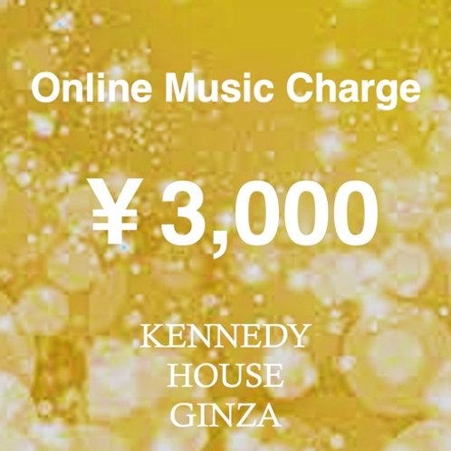 応援チャージ(Online Music Charge)