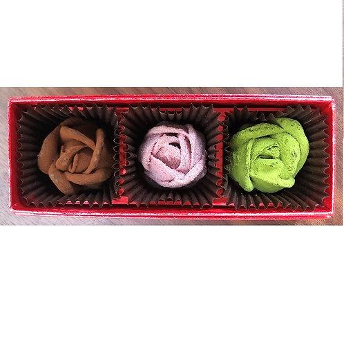 RDオリジナル生チョコレート「スペシャリテ・アソート」3個入り×2セット