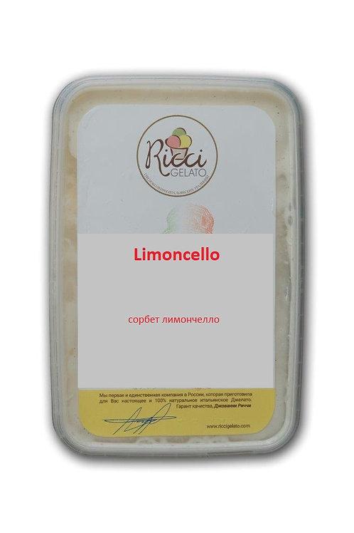 Limoncello (сорбет лимончелло 750 грамм)