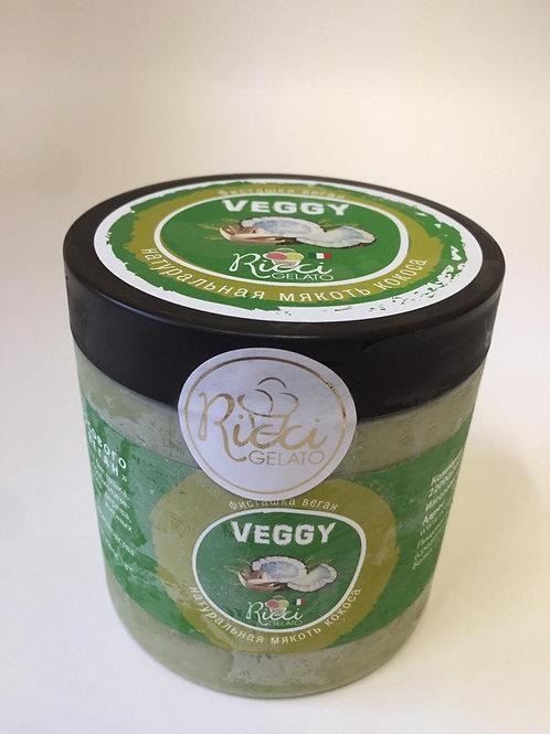Фисташка веган с натуральной мякотью кокоса (баночка 420 грамм)